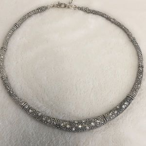 Premier Designs Retired Heirloom Collar Necklace